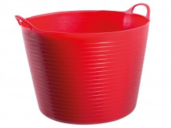 Gorilla Tubs Tubtrugs® Tub 38 Litre Large - Red