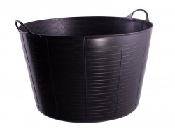 Red Gorilla Gorilla Tub® 75 litre Extra Large - Black