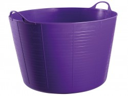 Gorilla Tubs Tubtrugs® Tub 75 Litre Extra Large - Purple