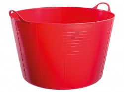 Gorilla Tubs Tubtrugs® Tub 75 Litre Extra Large - Red
