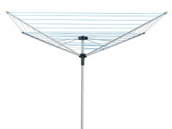 Hills Airdry Rotary Dryer 4 Arm 40 Metre