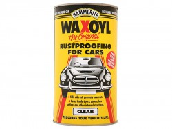Hammerite Waxoyl Clear Pressure Can 2.5 Litre