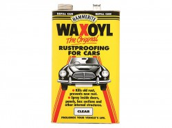 Hammerite Waxoyl Refill Can Clear 5 Litre