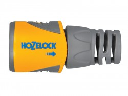 Hozelock 2050 Hose End Connector for 12.5 - 15mm (1/2 - 5/8in) Hose