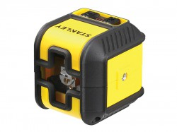 Stanley Intelli Tools Cubix Cross Line Laser Level (Red Beam)