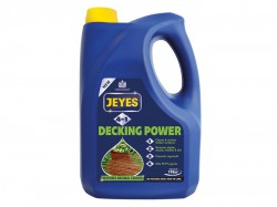 Jeyes 4-In-1 Decking Power 4 Litre