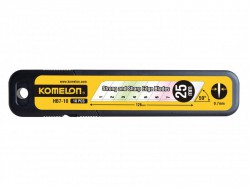 Komelon Snap-Off Blades 25mm (Pack 10)