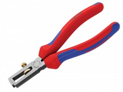 Knipex End Wire Insulation Stripping Pliers Multi Component Grip 160mm