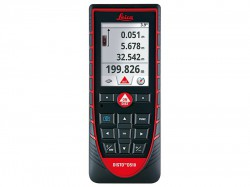Leica Geosystems DISTO D510 Laser Distance Meter 200m Bluetooth® Kit