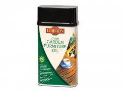 Liberon Garden Furniture Oil Clear 500ml
