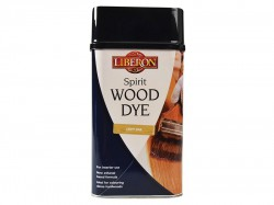 Liberon Spirit Wood Dye Light Oak 1 Litre