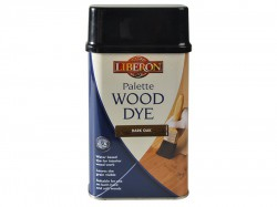 Liberon Palette Wood Dye Dark Oak 500ml