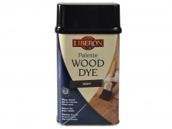 Liberon Palette Wood Dye Ebony 500ml