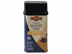 Liberon Palette Wood Dye Golden Pine 250ml
