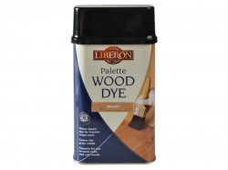 Liberon Palette Wood Dye Walnut 500ml