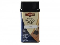 Liberon Palette Wood Dye White 250ml