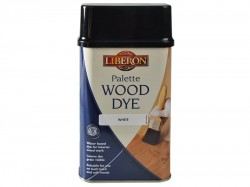 Liberon Palette Wood Dye White 500ml
