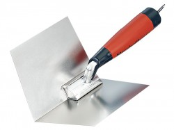 Marshalltown M23D Dry Wall Internal Corner Trowel Durasoft Handle