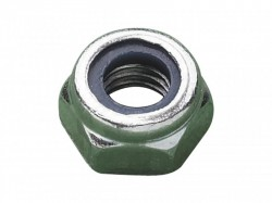 METALMATE® Type T Nylon Insert Nut ZP M3 (Box 1000)