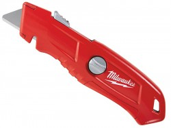 Milwaukee Hand Tools Self-Retracting Safety Knife
