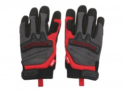 Milwaukee Hand Tools Demolition Gloves - Medium (Size 8)