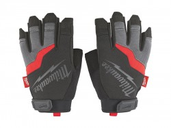 Milwaukee Hand Tools Fingerless Gloves - Medium (Size 8)