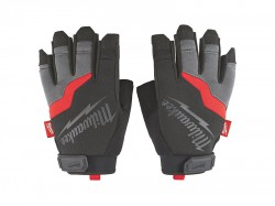 Milwaukee Hand Tools Fingerless Gloves - Extra Extra Large (Size 11)