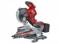 Milwaukee Power Tools M18 FMS254 Fuel Mitre Saw 254mm 18V Bare Unit