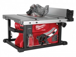 Milwaukee Power Tools M18 FTS210-0 ONE-KEY Cordless Table Saw 18V Bare Unit