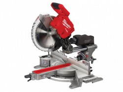 Milwaukee Power Tools M18 FMS305-0 FUEL ONE-KEY Mitre Saw 18V Bare Unit