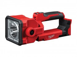 Milwaukee Power Tools M18 SLED-0 LED TRUEVIEW Search Light 18V Bare Unit