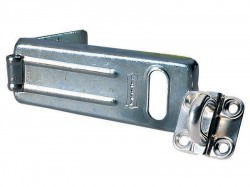 Master Lock Wrought Steel Hasp 115mm
