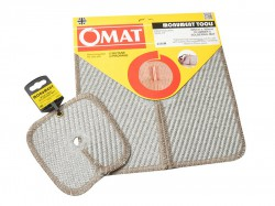 Monument OMAT Soldering & Brazing Pad Twin Pack 305mm (12in) & 150mm (6in)