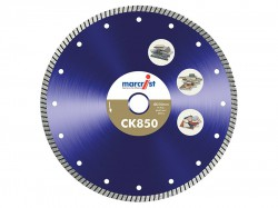 Marcrist CK850 Extreme Speed Diamond Blade Fast Tile 125 x 22.2mm