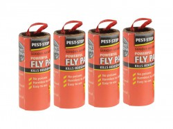 Pest-Stop Systems Fly Papers (Pack of 4)