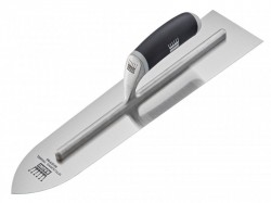 Ragni Flooring Trowel Soft-Grip Handle R518TFSG 18in x 4in
