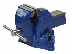 IRWIN® Record® T6TON6VS Workshop Vice with Anvil, Swivel Base 6in