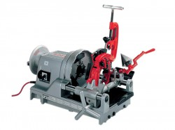 RIDGID 1233 Pipe Threading Machine 110 Volt 20220
