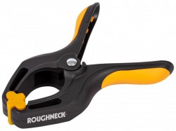 Roughneck Heavy-Duty Plastic Hand Clip 50mm (2 in)