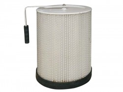 Record Power Fine Filter Cartridge For CX2500 Chip Collector