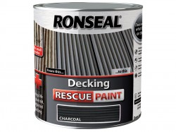 Ronseal Decking Rescue Paint Charcoal 5 Litre
