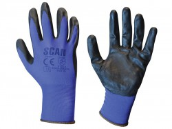 Scan Max. Dexterity Nitrile Gloves - XL (Size 10)