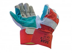 Scan Heavy-Duty Rigger Gloves