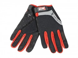 Scan Work Gloves with Touch Screen Function - XL (Size 10)