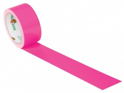 Shurtape Duck Tape® 48mm x 13.7m Neon Pink
