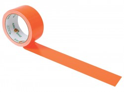 Shurtape Duck Tape® 48mm x 13.7m Neon Orange