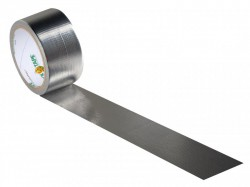 Shurtape Duck Tape® 48mm x 9.1m Chrome