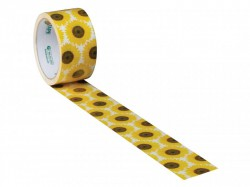 Shurtape Duck Tape® 48mm x 9.1m Sunflower