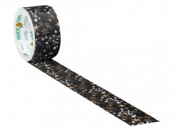 Shurtape Duck Tape® 48mm x 9.1m Metallic Stars