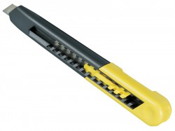 Stanley Tools SM9 Snap-Off Blade Knife 9mm